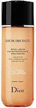 Parfüm, Parfüméria, kozmetikum Önbarnító testpermet - Dior Bronze Liquid Sun Self-Tanning Body Water