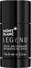 Parfüm, Parfüméria, kozmetikum Montblanc Legend Stick - Dezodor