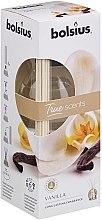 """Parfüm, Parfüméria, kozmetikum Aromadiffúzor """"Vaníllia"""" - Bolsius Fragrance Diffuser True Scents Vanilla"""