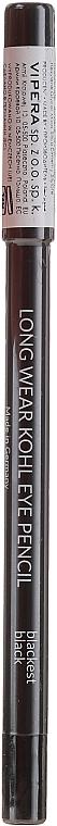 Szemceruza - Vipera Long Wear Kohl Eye Pencil