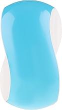 Parfüm, Parfüméria, kozmetikum Hajkefe, világoskék fehérrel - Twish Spiky 1 Hair Brush Sky Blue & White