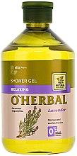 Parfüm, Parfüméria, kozmetikum Relaxáló tusfürdő levendula kivonattal - O'Herbal Relaxing Shower Gel
