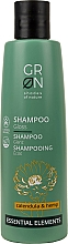 Parfüm, Parfüméria, kozmetikum Sampon a haj ragyogásáért - GRN Essential Elements Brillance Calendula & Hemp Shampoo