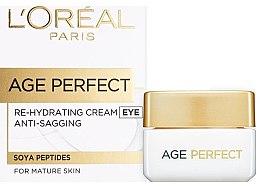 Parfüm, Parfüméria, kozmetikum Szemkörnyékápoló ránctalanító krém - L'Oreal Paris Age Perfect Eye Cream