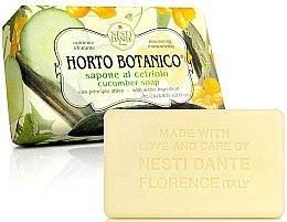 """Parfüm, Parfüméria, kozmetikum Szappan """"Uborka"""" - Nesti Dante Horto Botanico Cucumber Soap"""