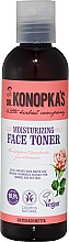 Parfüm, Parfüméria, kozmetikum Hidratáló arctonik - Dr. Konopka's Face Moisturizing Toner
