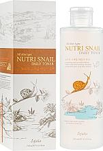 Parfüm, Parfüméria, kozmetikum Csiga tápláló tonik - Esfolio Nutri Snail Daily Toner