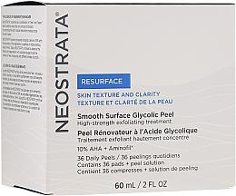 Parfüm, Parfüméria, kozmetikum Peeling mindennapos használatra - NeoStrata Resurface Smooth Surface Daily Peel