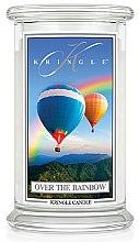 Parfüm, Parfüméria, kozmetikum Illatgyertya üvegben - Kringle Candle Over the Rainbow