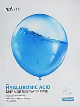 Parfüm, Parfüméria, kozmetikum Hidratáló maszk hialuronsavval - Isntree Hyaluronic Acid Deep Moisture Water Mask