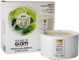 Parfüm, Parfüméria, kozmetikum Illatosított gyertya - House of Glam Calabrian Mojito Candle