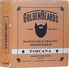 """Parfüm, Parfüméria, kozmetikum Balzsam szakállra """"Toscana"""" - Golden Beards Beard Balm"""
