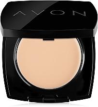 Parfüm, Parfüméria, kozmetikum Kompakt krémpúder arcra - Avon True Cream-Powder Compact
