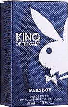 Parfüm, Parfüméria, kozmetikum Playboy King Of The Game - Eau De Toilette