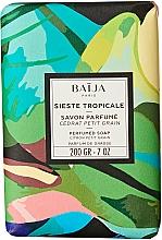 Parfüm, Parfüméria, kozmetikum Szappan - Baija Sieste Tropicale Perfumed Soap
