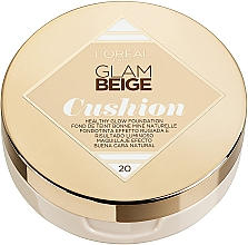 Parfüm, Parfüméria, kozmetikum Alapozó cushion - L'Oreal Paris Glam Beige Cushion Healthy Glow Foundation