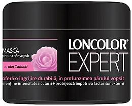 """Parfüm, Parfüméria, kozmetikum Maszk festett hajra """"Tsubaki olaj"""" - Loncolor Expert"""