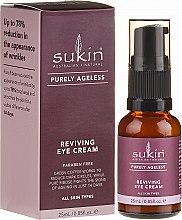 Parfüm, Parfüméria, kozmetikum Szemkörnyékápoló fiatalító krém - Sukin Purely Ageless Reviving Eye Cream
