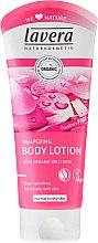 """Parfüm, Parfüméria, kozmetikum """"Vadrózsa"""" testápoló - Lavera Pampering Body Lotion"""