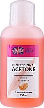 """Parfüm, Parfüméria, kozmetikum Körömlakk eltávolító szer """"Sárgadinnye"""" - Ronney Professional Acetone Melon"""