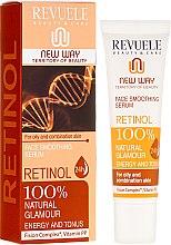 Parfüm, Parfüméria, kozmetikum Szérum arcra - Revuele Retinol Face Smoothing Serum Moisturise Tone Hydrate Lift Firm Skin