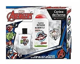 Parfüm, Parfüméria, kozmetikum Marvel The Avengers - Szett (edt/50ml + sh/gel/250ml)