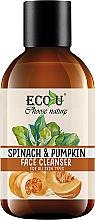 "Parfüm, Parfüméria, kozmetikum Mosakodó gél ""Tök és spenót"" - Eco U Pumpkins And Spinach Face Cleanser"