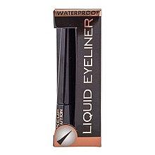 Parfüm, Parfüméria, kozmetikum Szemhéjtus - Makeup Revolution Liqued Eyeliner Waterproof
