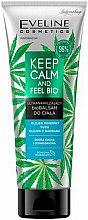Parfüm, Parfüméria, kozmetikum Ultra hidratáló bio-balzsam testre - Eveline Cosmetics Keep Calm And Feel Bio