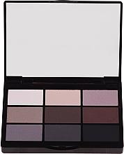 Parfüm, Parfüméria, kozmetikum Szemhéjfesték paletta - Gosh 9 Shades Eye Palette