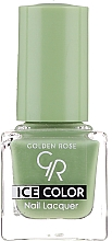 Parfüm, Parfüméria, kozmetikum Körömlakk - Golden Rose Ice Color Nail Lacquer