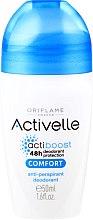 Parfüm, Parfüméria, kozmetikum Izzadásgátló dezodor - Oriflame Activelle Comfort Anti-Perspirant Deodorant