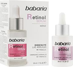 Parfüm, Parfüméria, kozmetikum Arcszérum - Babaria Retinol Serum