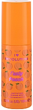 Parfüm, Parfüméria, kozmetikum Primer, matt hatás - I Heart Revolution Tasty Peach Mattifying Priming Spray