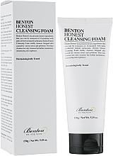 Parfüm, Parfüméria, kozmetikum Arclemosó hab - Benton Honest Cleansing Foam