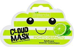 """Parfüm, Parfüméria, kozmetikum """"Mojito"""" habzó maszk - Bielenda Cloud Mask Mohito Despacito"""