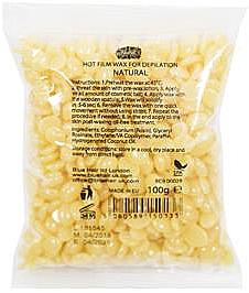 """Szőrtelenítő viasz granulátum """"Natúr"""" - Ronney Hot Film Wax Natural"""