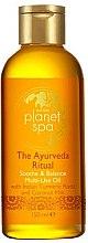 Parfüm, Parfüméria, kozmetikum Nyugtaró testvaj 3 az 1-ben - Avon Planet Spa The Ayurveda Ritual Soothe & Balance Multi-use Oil
