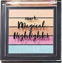 Parfüm, Parfüméria, kozmetikum Highlighter arcra - Avon Mark Magical Highlighter Palette