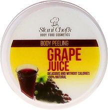 """Parfüm, Parfüméria, kozmetikum Testpeeling """"Szőlőlé"""" - Hristina Cosmetics Stani Chef's Grape Juice Body Peeling"""
