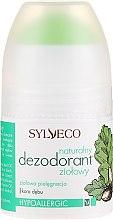 Parfüm, Parfüméria, kozmetikum Natúr gyógynövényes dezodor - Sylveco