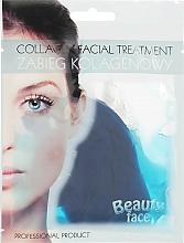 Parfüm, Parfüméria, kozmetikum Kollagén terápia tengeri moszattal - Beauty Face Collagen Hydrogel Mask
