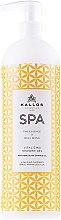 Parfüm, Parfüméria, kozmetikum Energetizáló tusfürdő - Kallos Cosmetics Spa Vitalizing Shower Gel