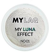 Parfüm, Parfüméria, kozmetikum Köröm por - MylaQ My Luna Effect