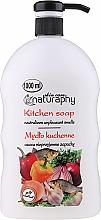 Parfüm, Parfüméria, kozmetikum Folyékony kézszappan - Bluxcosmetics Naturaphy Hand Soap