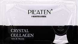 Parfüm, Parfüméria, kozmetikum Kollagén nyakmaszk - Pilaten Collagen Crystal Neck Mask