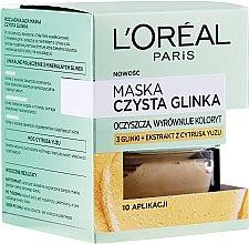 """Parfüm, Parfüméria, kozmetikum Arcmaszk """"Agyag és citrom"""" - L'Oreal Paris Skin Expert Mask"""