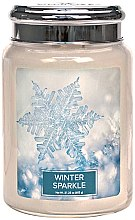 Parfüm, Parfüméria, kozmetikum Aroma gyertya - Village Candle Winter Sparkle