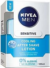 Parfüm, Parfüméria, kozmetikum Borotválkozás utáni lotion hűsítő hatással - Nivea Men Sensitive Cooling After Shave Lotion