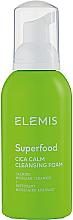 Parfüm, Parfüméria, kozmetikum Tisztító archab ázsiai gázló kivonatával - Elemis Superfood CICA Calm Cleansing Foam